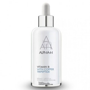 Alpha-h Vitamin B With Copper Tripeptide 50 Ml (Dermaceutic) - Parafarmacia Online Farmacia Collado - Oviedo, Asturias